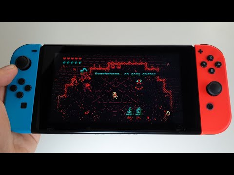 Skelly Selest Nintendo Switch gameplay