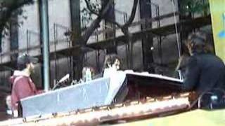 Josh Groban GMA - May 16th, 2008 Soundcheck 4