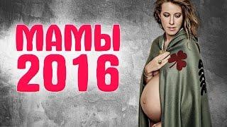 👶🏻 МАМЫ 2016: Российские звезды, которые СТАЛИ МАМАМИ в 2016 году