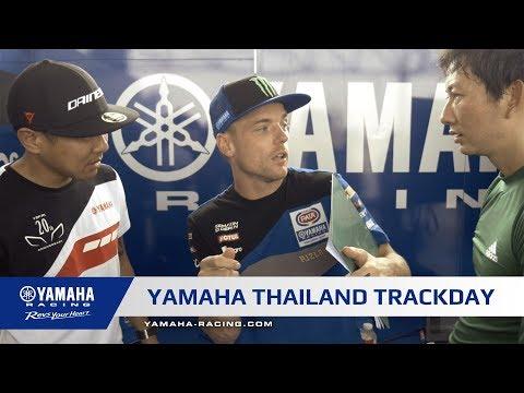 Yamaha Thailand Trackday