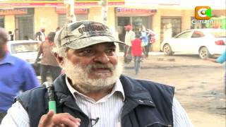 Ali: Civilian 'Traffic Officer'