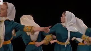 Промо-ролик народного детского хореографического ансамбля
