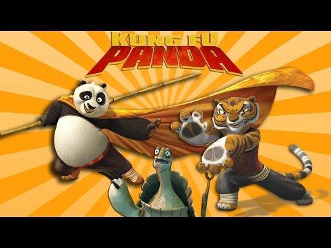 Kung Fu Panda 4 / Кунг фу Панда 4 (2017)