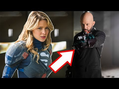 WTF was THAT Ending?! Crisis Setup! - Supergirl 4x22 FINALE Review!