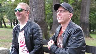 Jani H. in Primož B. - Siddharta - intervju v Ljutomeru