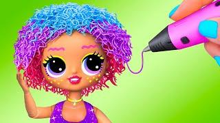 Nie zu alt für Puppen! 9 Barbie und LOL Überraschungs-DIYs