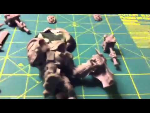 Magnetized Cygnar Warjack Kit: Avenger - Centurion - Hammersmith