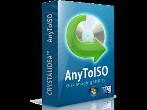 AnyToISO v3.7.1 Pro + Patch. [Mediafire/ZippyShare Link]