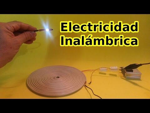 Electricidad Inalámbrica II