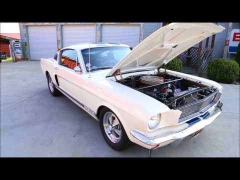 Video of '65 Mustang - LLLW