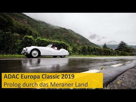 ADAC Europa Classic 2019 - Prolog durch das Meraner Land