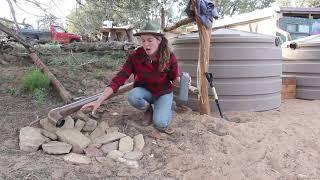 Rainwater Catchment for Navajo Elders