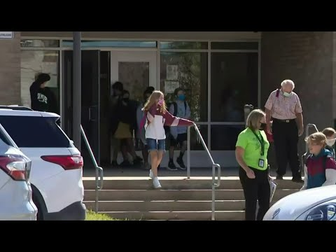 Howell Public Schools reopen with in-person learning option