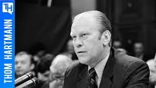 What Gerald Ford Can Teach Progressives about Fighting Trump