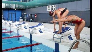 Hosszú Katinka úszni Tanít   Enikő Mihalik