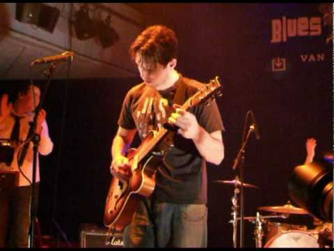 Aynsley Lister Band @ Blues Alive Cuijk
