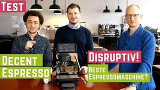 Decent Espresso - Beste Espressomaschine auf dem Markt?! | Test