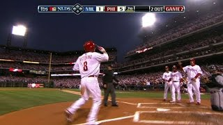 Victorino belts a grand slam off Sabathia