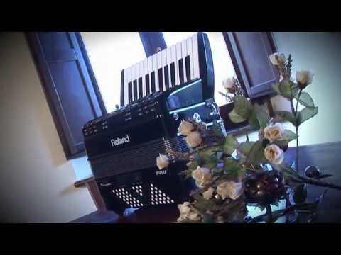 ROLAND FR 1XB RD Digitální akordeon, V-Accordion