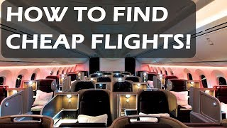 Sam Chui Travel Hacks: How to find the LOWEST airfare?