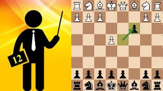Sicilian Defence, Smith-Morra Gambit Accepted - Standard chess #12
