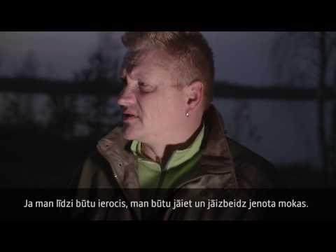 Andris Zariņš Raidijumā 3/4 daļas