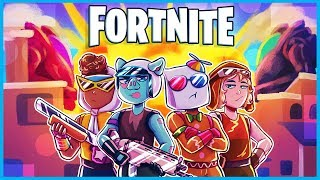 Fortnite but mechs ruin everything...