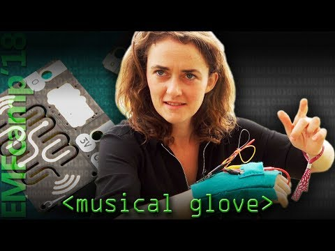 Musical Glove – Computerphile
