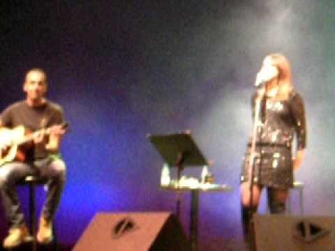 Chenoa - Cuando Tú Vas (Teatro Alameda, Málaga). Final del Concierto.