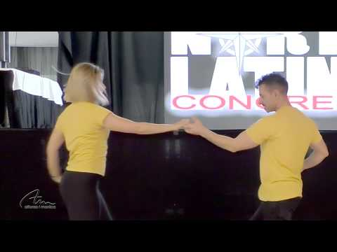 Gilberto Santa Rosa - Conteo Regresivo | Salsa Romantica | Alfonso y Mónica