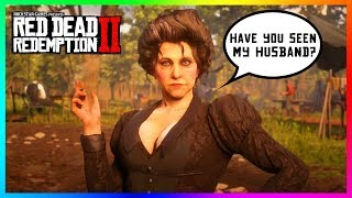 What REALLY Happened To Miss Grimshaw's Husband In Red Dead Redemption 2? (RDR2 Mystery Solved)