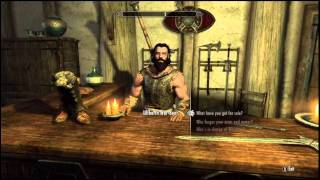 How to get the best bow in Skyrim