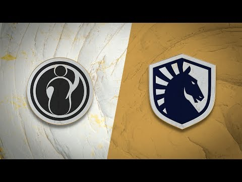 IG vs TL   Worlds Group Stage Day 8   Invictus Gaming vs Team Liquid (2019)