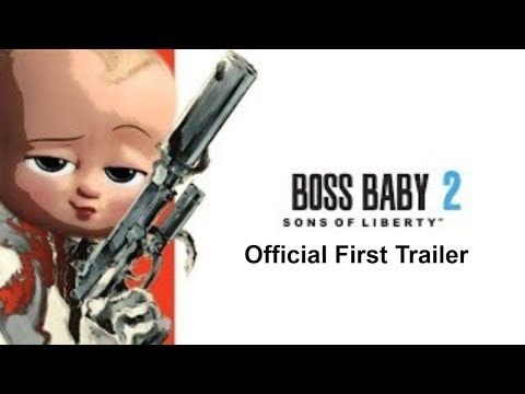 The Boss Baby 2 - Back in Business | official FIRST LOOK & trailer (2020)