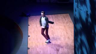 Evan DeBenedetto | Tap Dance | 2016 National YoungArts Week