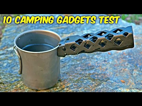 10 Camping Gadgets put to the Test - Part 5
