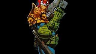 A History of Comic Heroes: Judge Dredd - Autres - JUDGE DREDD