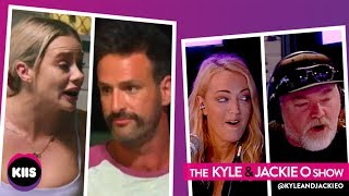 Jess  Mick (MAFS) Trade Insults During Face Off On Kyle  Jackie O Show