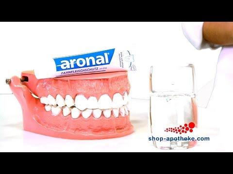 Ihre perfekte Zahnpflege für morgens und abends mit aronal und elmex!