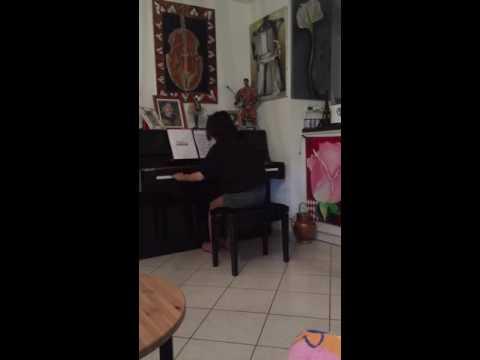 Vidéo Piano