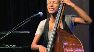 Esperanza Spalding - Throw It Away (Bing Lounge)