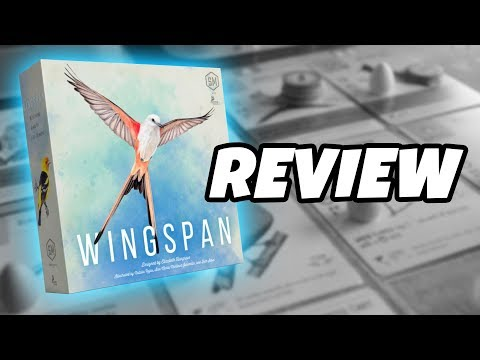 Review | WINGSPAN | Stonemaier Games