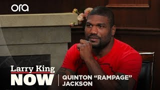 """Quinton """"Rampage"""" Jackson On Why He Left The UFC"""