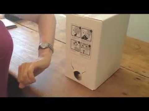 COMO ABRIR NUESTRO BAG - IN - BOX (BIB)