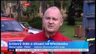preview picture of video 'Hašek: Velký dík patří všem záchranářům, profesionálním i dobrovolným'