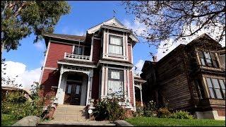 #479 (11/28/2017) 'CHARMED' HALLIWELL MANOR on Historic Carroll Avenue