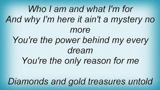 Aaron Tippin - You're The Only Reason For Me Lyrics