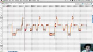 How To Get the T-Pain Effect in Melodyne