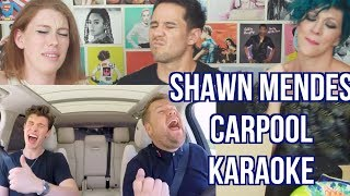 Shawn Mendes Carpool Karaoke   REACTION!!