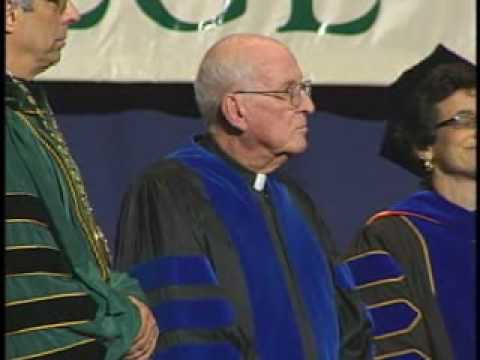 2009 Le Moyne College Honorary degree recipient George Coyne, S.J.